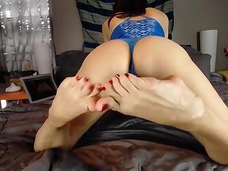 soles and ass