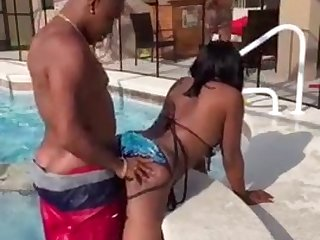 pool suck & fuck